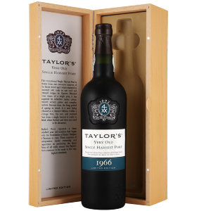 Португальский портвейн Taylor's Very Old Single Harvest Port 1966