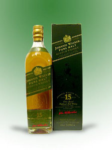 Johnnie Walker Pure Malt gift