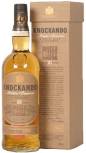 Knockando Extra Old 21 Years Vintage 1994