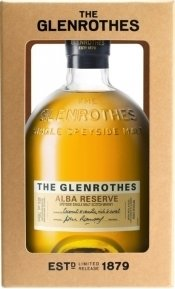 Glenrothes Alba Reserve Single Speyside Malt