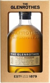 Glenrothes Single Speyside Malt Select Reserve
