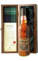 Speymalt from Macallan Distillery 1987