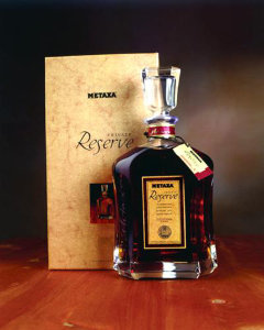 Metaxa Private Reserve gift