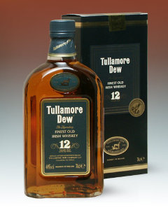 Tullamore Dew 12 Year Old gift