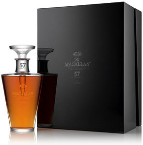 Macallan Lalique 57 Y.O.