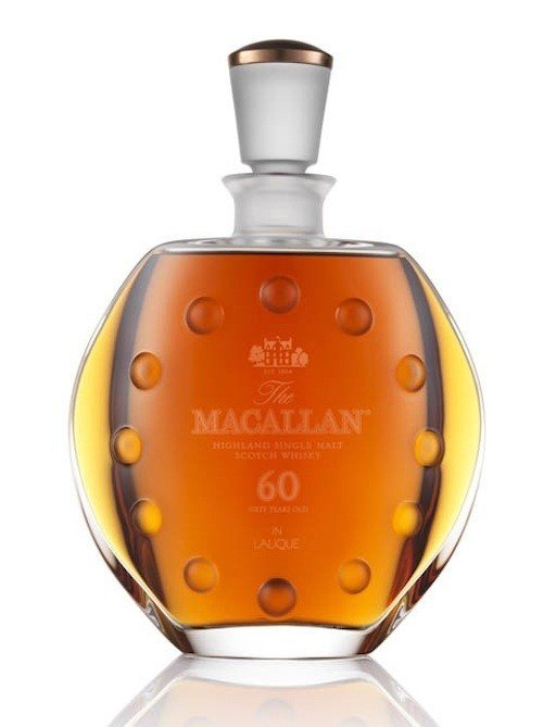 Macallan Lalique 60 Y.O.