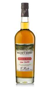 Single Malt Fine Tourbe Whisky Alsacien Eleve en futs de Bourgogne