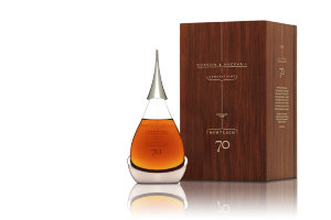 Mortlach 70 yo crystal decanter