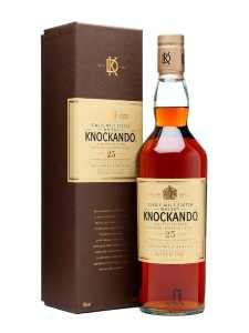 Knockando 25 Years Old