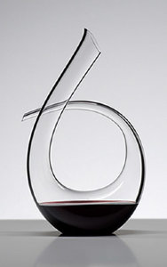 "Decanter ""Black Tie""."