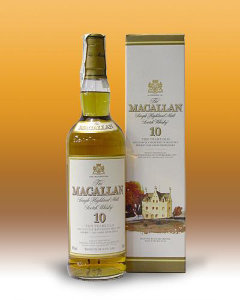 Macallan 10 years