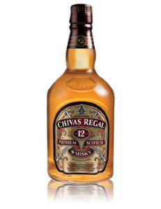 Chivas Regal 12 years gift